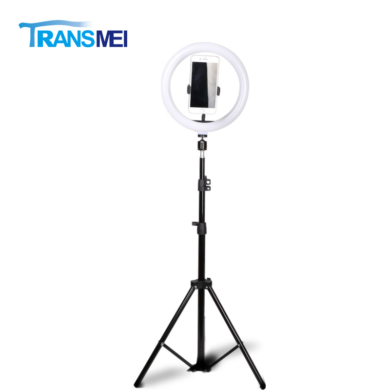 "8"" Selfie Ring Light with 1.1M Tripod TM-200B"